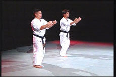 Pangai Noon Karate DVD 5: Body Conditioning & Training by Shinyu Gushi 5