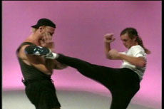 Combat Jeet Kune Do 2 DVD Set with Chris Clugston - Budovideos