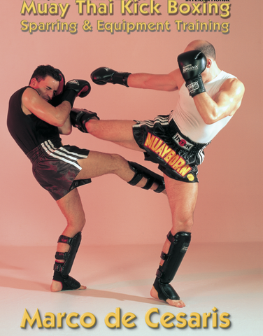 Muay Thai: Sparring & Equipment Training DVD