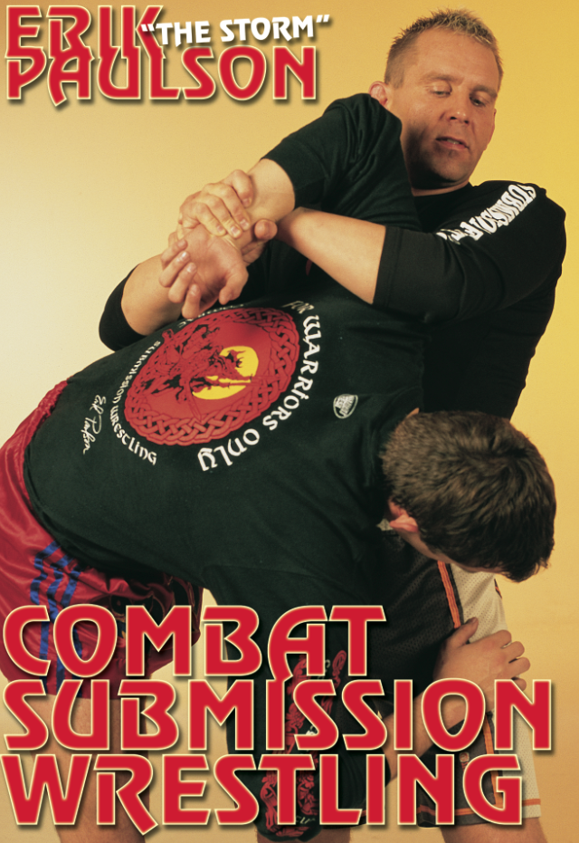 Combat Submission Wrestling 2 DVD with Erik Paulson 5