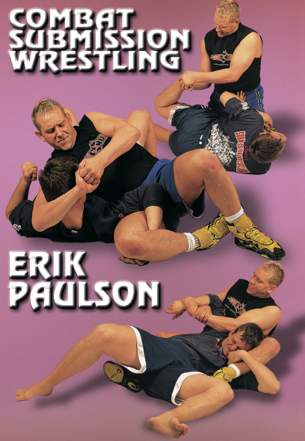 Combat Submission Wrestling 1 DVD with Erik Paulson 5