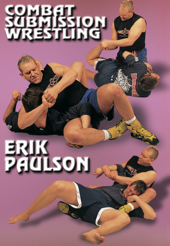 Combat Submission Wrestling 1 DVD with Erik Paulson