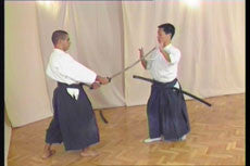 Iaido with Sueyoshi Akeshi DVD 3