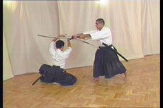 Iaido with Sueyoshi Akeshi DVD 1