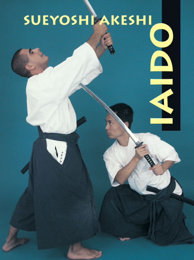 Iaido with Sueyoshi Akeshi DVD 5