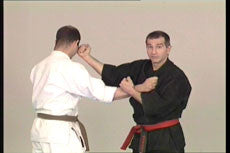 Kyusho Jitsu: Attacks to Points on the Head DVD with Evan Pantazi 4