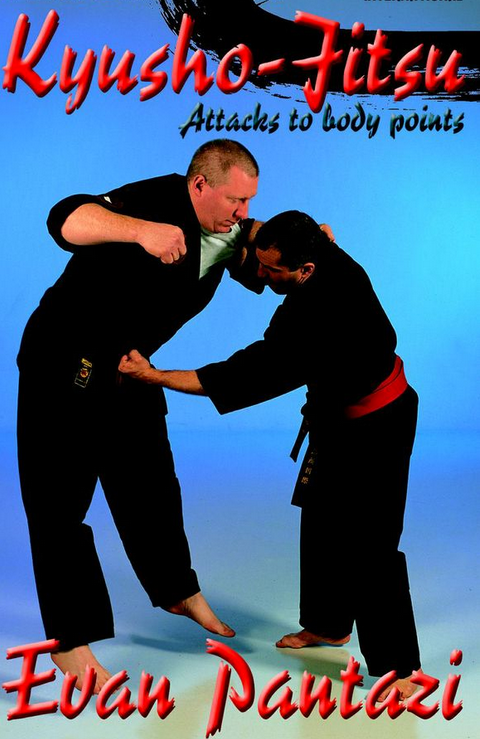Kyusho Jitsu: Attacks to Body Points on the Body DVD with Evan Pantazi 5