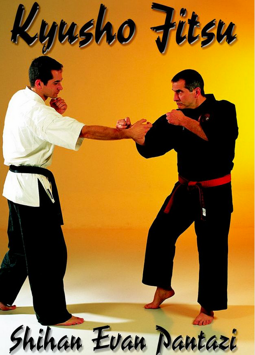 Kyusho Jitsu DVD 2 with Evan Pantazi 5