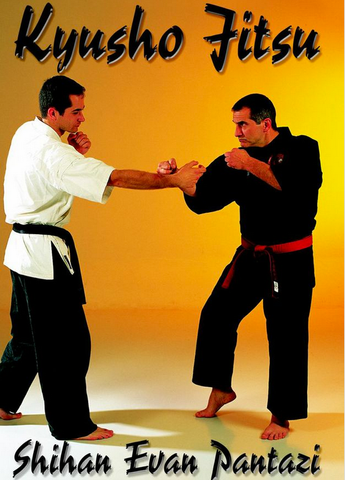 Kyusho Jitsu Points on the Arms DVD with Evan Pantazi - Budovideos