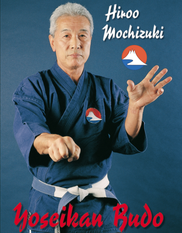 Yoseikan Budo DVD with Hiroo Mochizuki