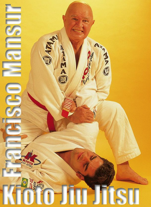 Kioto Jiu-jitsu DVD with Francisco Mansur 7