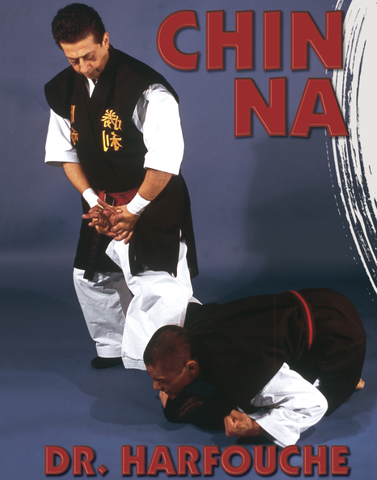 Chin Na DVD with Christian Harfouche