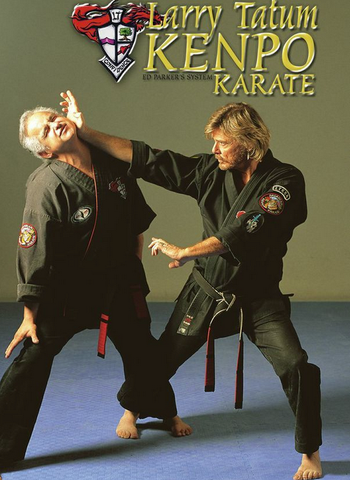 X-Treme Kenpo DVD with Larry Tatum - Budovideos