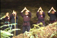 Meditation for Martial Artists DVD with Stephen Hayes 3