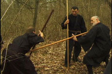 To Shin Do Bojutsu 4 DVD Set with Stephen Hayes 1
