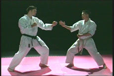 Winning Competition Karate DVD 1 with Yukiyoshi Marutani 4