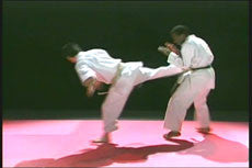 Winning Competition Karate DVD 1 with Yukiyoshi Marutani 5