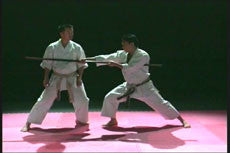 Winning Competition Karate DVD 2: Counterattacks with Yukiyoshi Marutani 4