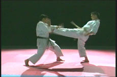 Winning Competition Karate DVD 2: Counterattacks with Yukiyoshi Marutani 3