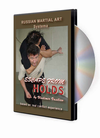 Systema: Escape from Holds DVD with Vladimir Vasiliev 5