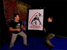 Combat Survival: Commando Krav Maga 5 DVD Set with Moni Aizik 4