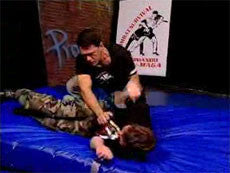 Combat Survival: Commando Krav Maga 5 DVD Set with Moni Aizik 3