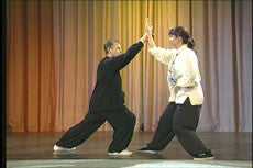 Tai Chi Pushing Hands DVD 1 with Dr Yang, Jwing Ming 2