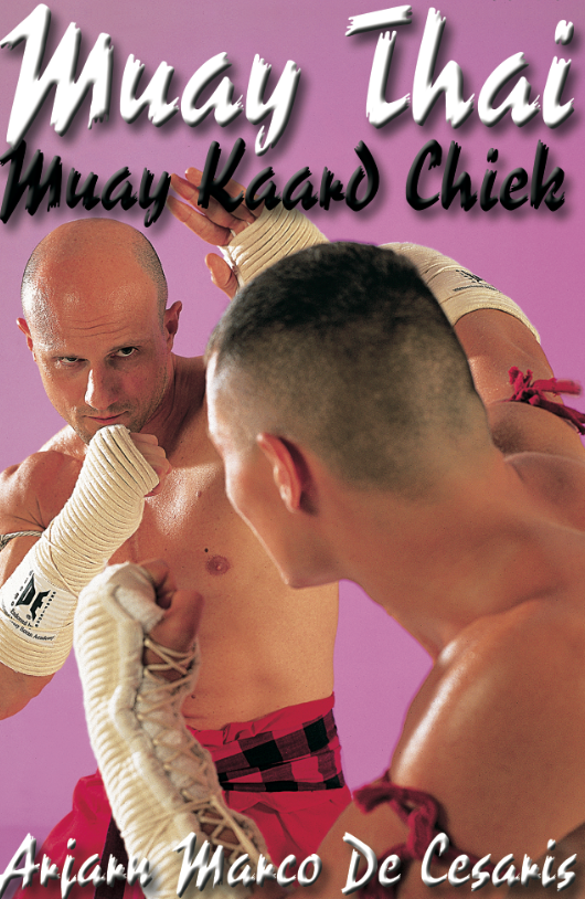 Muay Kaard Chiek DVD with Arjan Marco de Cesaris - Budovideos