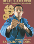BJJ Ultimate Competition Techniques DVD by Fabricio Werdum - Budovideos
