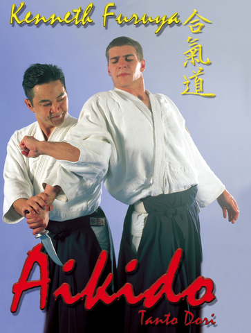 Aikido Tanto Dori DVD with Kenneth Furuya 5