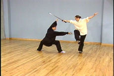 Baguazhang 3 Vol DVD with Shou-Yu Liang 5