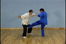 Baguazhang 3 Vol DVD with Shou-Yu Liang 2