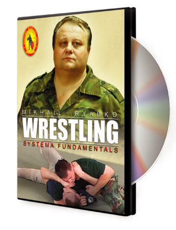 Wrestling: Systema Fundamentals DVD with Mikhail Ryabko 5