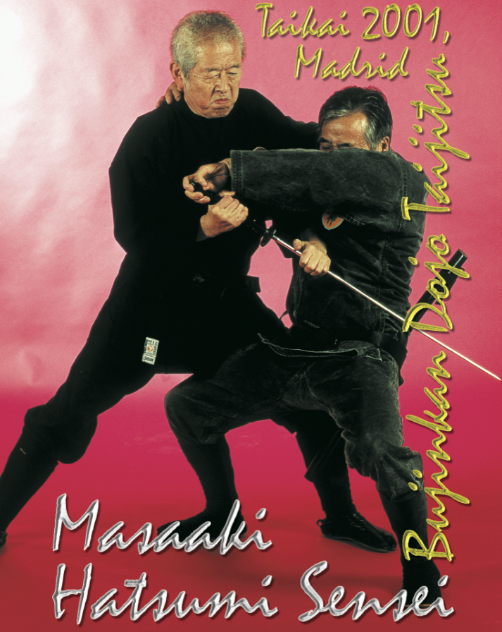 Bujinkan Taijutsu Taikai in Spain 2001 Vol 1 DVD 1
