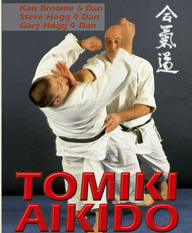Tomiki Aikido DVD with Ken Broome 1