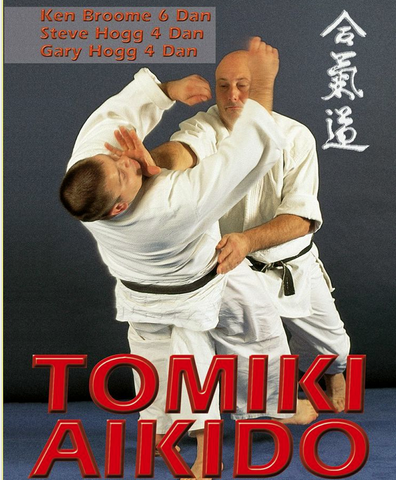 Tomiki Aikido DVD with Ken Broome