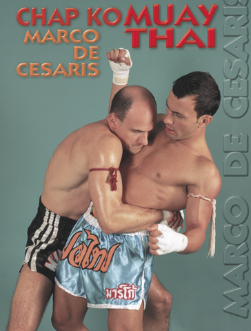 Chap Ko Muay Thai DVD with Marco de Cesaris