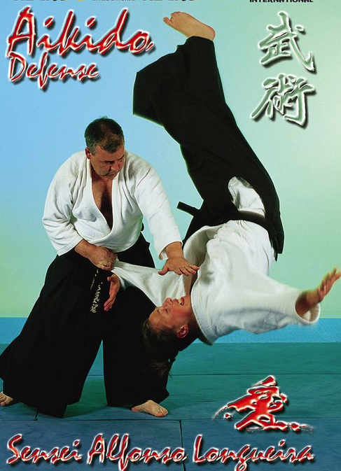 Aikido Defense DVD with Alfonso Longueira - Budovideos