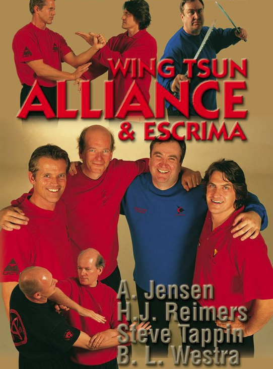 Wing Tsun Alliance DVD - Budovideos