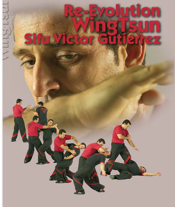 Wing Tsun Re-Evolution DVD with Victor Gutierrez 5
