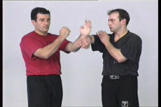 Wing Tsun Chi Sao DVD with Victor Gutierriez 1