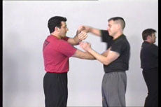 Wing Tsun Chi Sao DVD with Victor Gutierriez 2