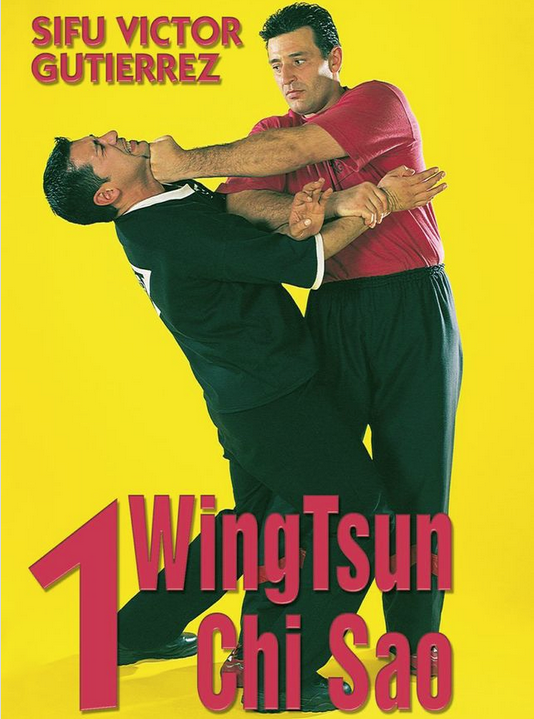Wing Tsun Chi Sao DVD with Victor Gutierriez 5