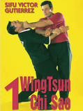 Wing Tsun Chi Sao 1 DVD with Victor Gutierriez - Budovideos Inc