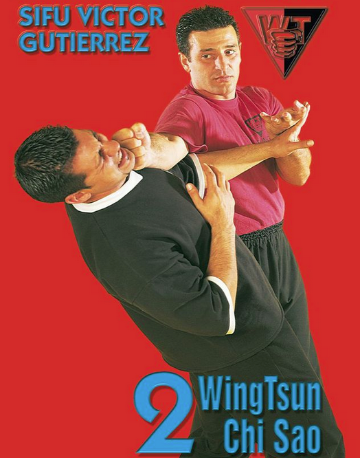 Wing Tsun Chi Sao 2 DVD with Victor Gutierriez 5