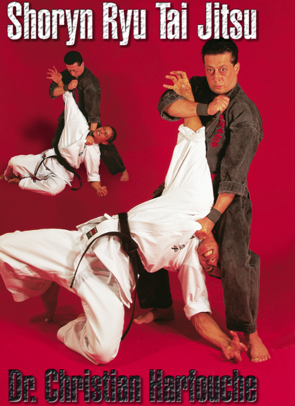 Shoryn Ryu Tai Jitsu DVD with Christian Harfouche 5