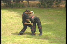 Wing Tsun Anti-Grappling DVD with Victor Gutierrez 4