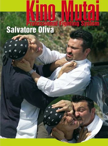 Kino Mutai DVD with Salvatore Oliva - Budovideos