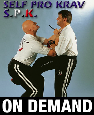 SPK: Self Pro Krav with Jacques Levinet (On Demand) - Budovideos Inc