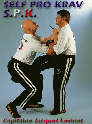 SPK: Self Pro Krav DVD with Jacques Levinet